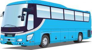 関西発 貸切バス